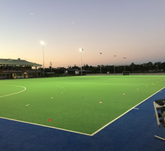 Sports field lighting Brisbane